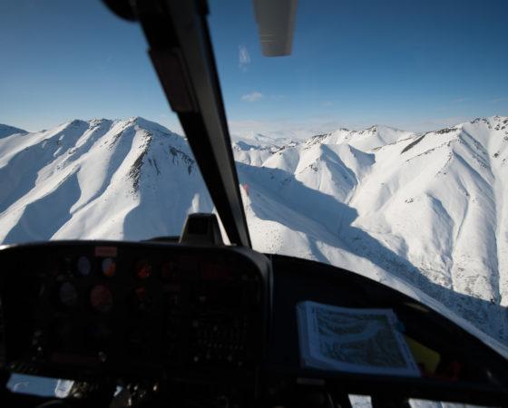 Majestic Heli ski, Alaska