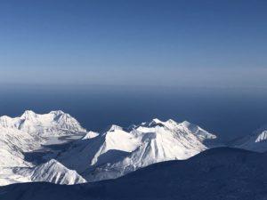 Kamchatka ski terrain - eric Lacas