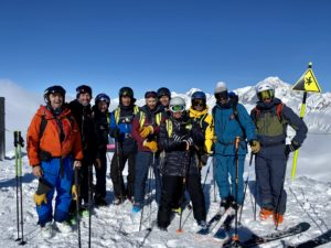 Groupe L'Or Blanc - ski freeride