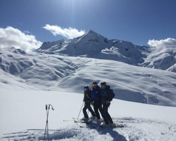L'Or Blanc travel - 3 Vallées hors piste