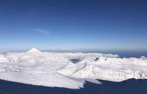 wild kamchatka  L'Or Blanc heliski