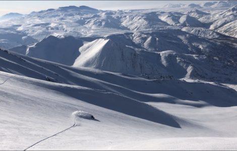 snowboard kamchatka  L'Or Blanc heliski